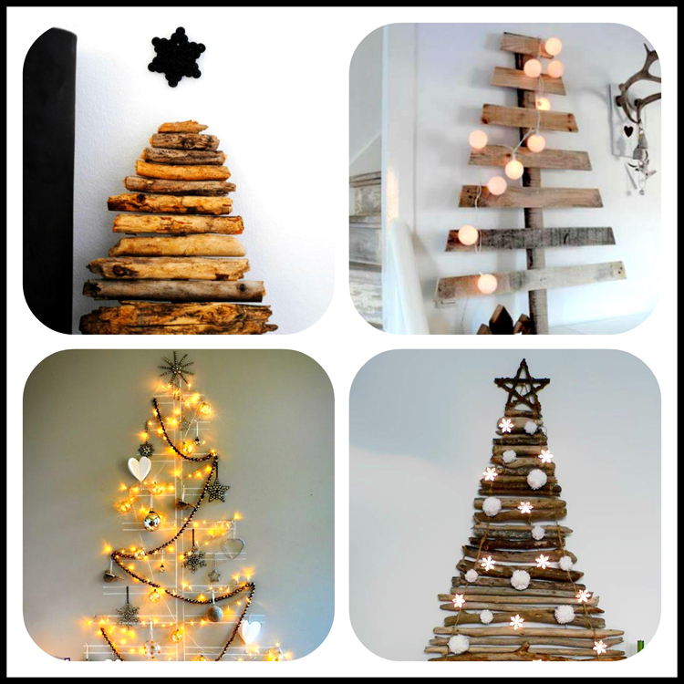 14 originales ideas para decorar el rbol de navidad for Todo ideas originales para decorar